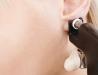 Tvätta piercing med koksaltlösning