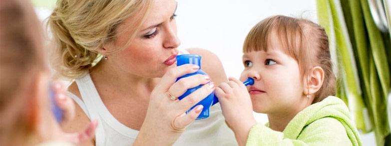 koksaltlösning barn spädbarn