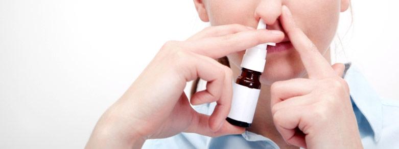 beroende av nässpray